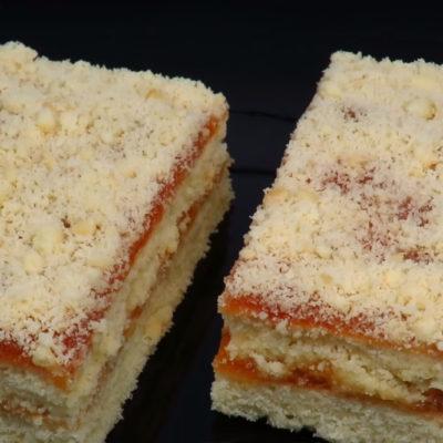 Песочные пирожные - как в детстве