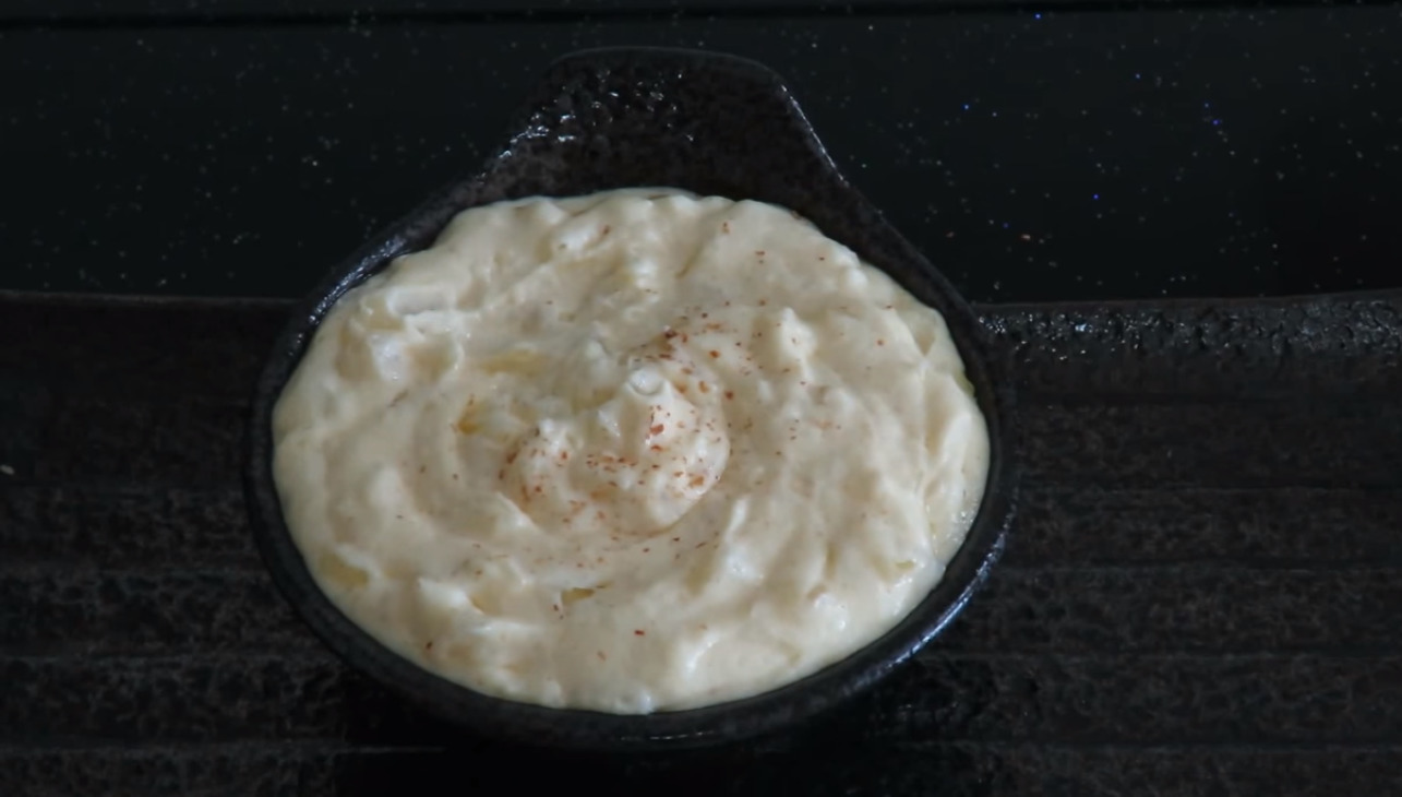 Сырно-сливочный соус