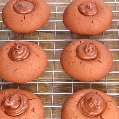 Печенье «Нутельчики»
