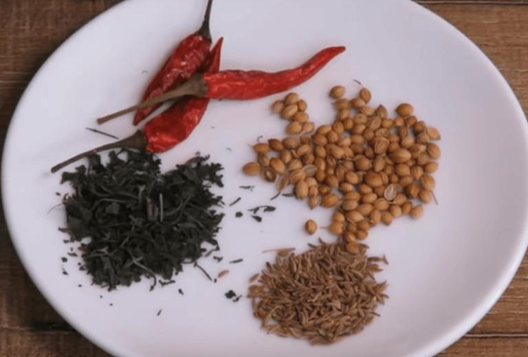 Пришло время кориандра, сушёного перца чили, базилика и кумина. Семена…